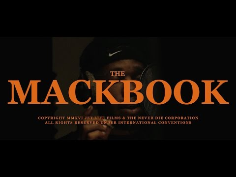 Currensy  - The Mack Book