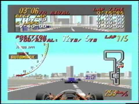 super monaco gp megadrive cheats