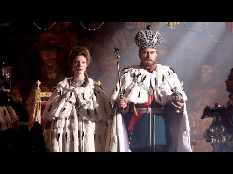 50 оттенков «Матильды» – официальный трейлер фильма Алексея Учителя