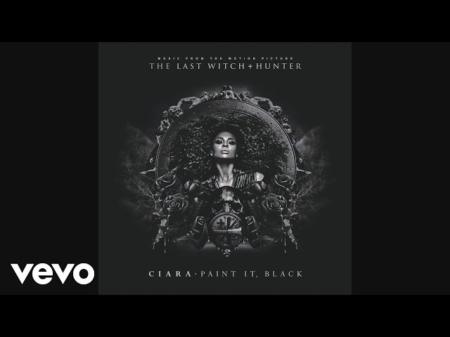 Where To Download Ciara Paint It Black