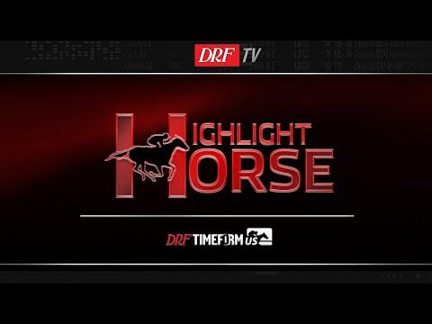 Highlight Horse - Aqueduct Race 2 - March 29, 2019 видео