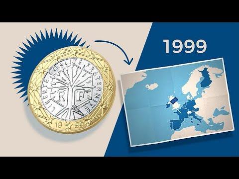 20 χρόνια ευρώ: Μια μικρή αναδρομή