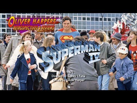 Superman IV (1987) Retrospective / Review