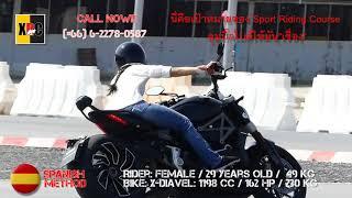 8. Ducati X-Diavel and Hayabusa under control