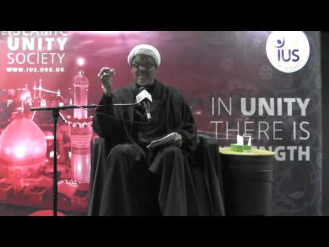 Arbaeen - Night 3 (Sheikh Ahmed Haneef)