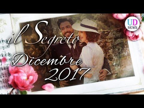 il segreto anticipazioni dicembre 2017: spiriti demoniaci a puente viejo