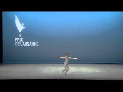 Miguel Pinheiro - 2015 Prix de Lausanne Prize Winner - Classical variation
