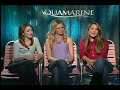 chuck the movieguy interviews emma roberts, sara paxton and jo jo.
