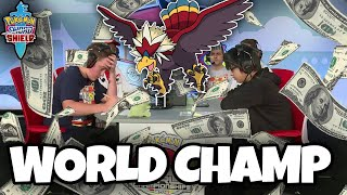 SINGLES WORLD CHAMP REACTS TO VGC by Thunder Blunder 777