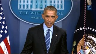 Obama advierte que habrá