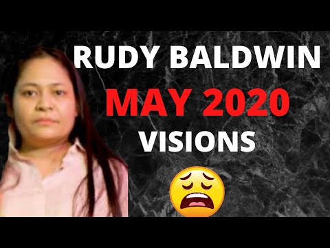 RUDY Baldwin MAY 2020 Visions, Predictions, HULA | FOR Philippines & OFW