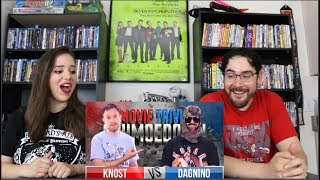 Better late than never. After an incredibly busy week at D23 Expo and Universal Studios we are finally back and ready to catch up on the Movie Trivia Schmoedown. Watch original video from Collider @ https://youtu.be/kD8OeOweZsUSEND FAN CREATIONS, MAIL, SWAG TO7320 N La Cholla Blvd Suite 154 #277Tucson, AZ 85741AND IT COULD END UP IN OUR VIDEOS!FOLLOW US @Twitter: https://twitter.com/Late2TheParty11Facebook: https://www.facebook.com/OfficiallyLateToThePartyTumblr: http://www.officiallylatetotheparty.tumblr.comInstagram: https://www.instagram.com/officiallylatetotheparty/HELP SUPPORT US @Patreon: https://www.patreon.com/OffficiallyLateToThePartyMusic: http://www.bensound.com