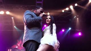 Video DON OMAR ft. NATTI NATACHA - DUTTY LOVE -HOUSE OF BLUES ORLANDO 11/25/11 MP3, 3GP, MP4, WEBM, AVI, FLV Januari 2018