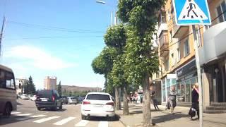 В центре Рязани автоледи избила девушку-пешехода