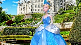 Cinderella Story for Kids ! Toys and Dolls Fun Pretend Play | SWTAD Kids