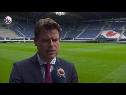 GroenLeven nieuwe hoofdsponsor SC Heerenveen