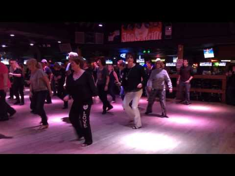 Rather Be Line Dance @Cowboys Orlando