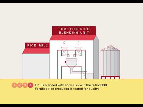 Fortified Rice Through PDS Gujarat Video