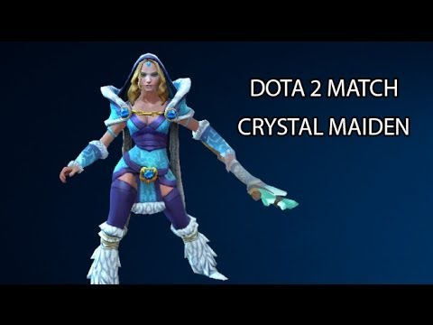 GamingHoldDOTA2 - My Dota 2 Match with live commentary. CM is also enjoyble to play as support for me these days. Frostbite is stronger (no orb attack possible as example) and...