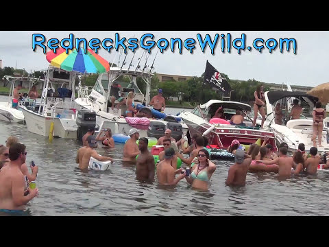 Billy Bowlegs Boat Party 2017