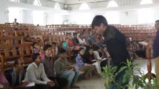 RPC / Youth camp / Udaipur /2016 / Part-1 ( Music- Hillsong United and Greater)