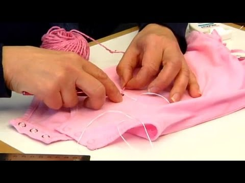 How to Crochet a Skirt on a T-Shirt : Crocheting Clothes for Kids