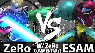 ZeRo | ZeRo (Shulk) vs ESAM (Samus) Bo5 [9:20]