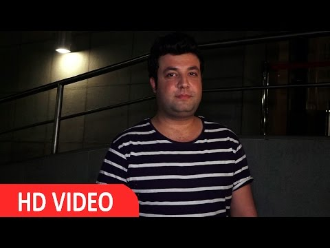 Varun Sharma At The Screening Of Film Veerappan