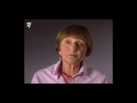 Dina Baitler, rescapée de la Shoah, témoigne au sujet des massacres de Juifs à Ponar en Lituanie