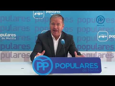 """""""Resulta tranquilizador el respaldo de Pablo Casado y del PP al proyecto de Ampliación del Puerto"""""""