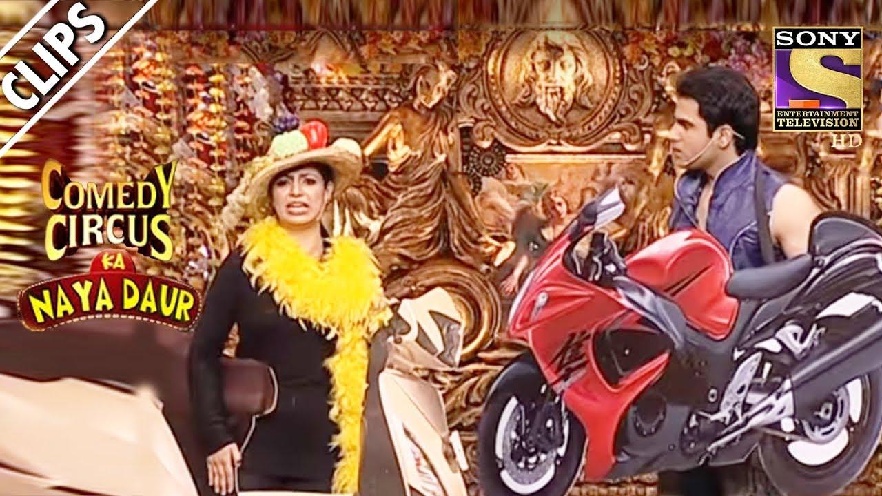Priya Attends Ather's Swayamvar | Comedy Circus Ka Naya Daur