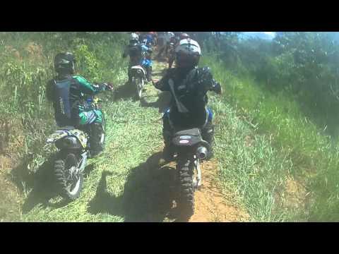 7º Encontro de Trilheiros em Muqui-ES  08/03/2015  Parte 03/07