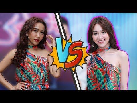 Diệu Nhi, Ninh Dương Lan Ngọc So Độ Lầy Lội Trên GameShow | Gia Đình  Việt - Thời lượng: 20:09.