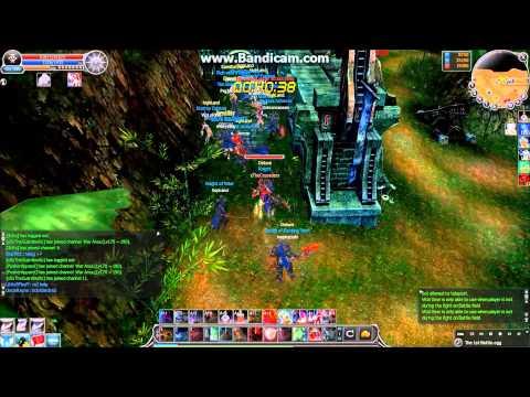 Cabal Online Gladiator Nation War