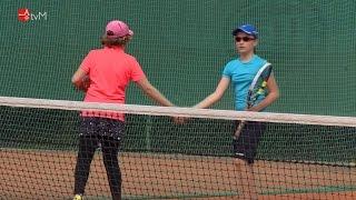 Odpoledne s tenisem