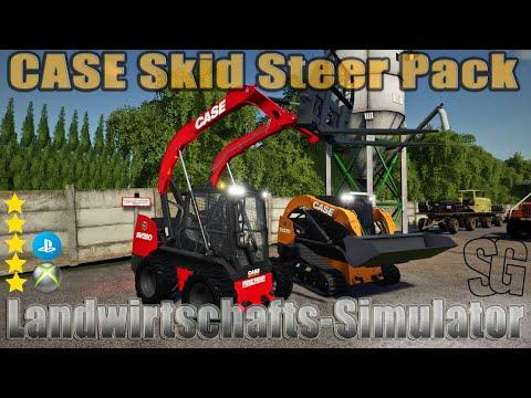 CASE Skid Steer Pack v1.0.0.0