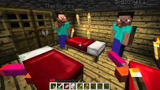 3 Noobs en apuros intentando Dormir por primera noche en nuestra nueva casa. VIdeo original de la Intro: http://www.youtube.com/user/emilifox#p/a/u/1/_LkvkbB...