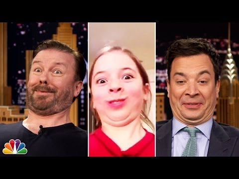 Funny Face Off with Ricky Gervais