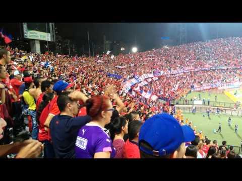 Rexixtenxia Norte/fecha 9/febrero12-2016 - Rexixtenxia Norte - Independiente Medellín