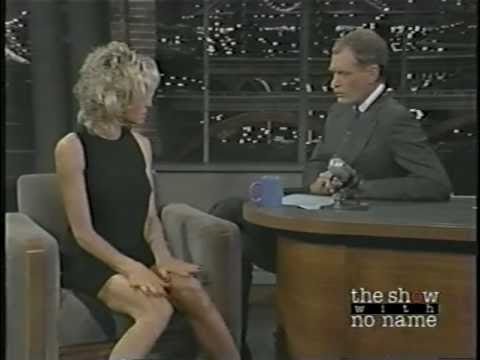 On David Letterman's 20th anniversary with CBS, watch video of his most memorable interviews.