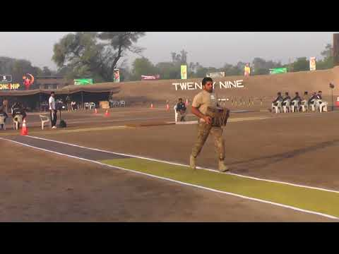 Pakistan Army Combat Efficiency Test - 1
