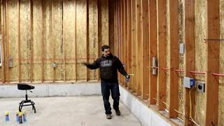 Insulation Prep using great Stuff spray foam. # 35 Doing It Dan's WayDaniel WoodellDoing It Dan's WayIn this video I cover installing great stuff spray foam, caulking the lower wall joints, and also installing the bird blocking vents in the attic for ventilation.