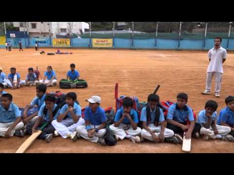 SPORTS COACHING FOUNDATION SUMMER CAMP 2013 DOCUMENTARY