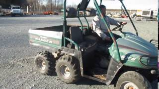 9. GovDeals: Polaris Ranger 6x6 ATV