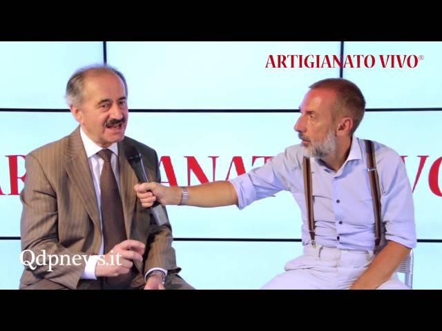 QdpNews Point a Artigianato Vivo 2016 - Senatore On. Franco Conte