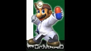 Hey, it's the Melee Piano Guy, didn't make it to SmashCon but working on it for next year. In the meantime, enjoy a little Dr Mario :)