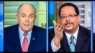 Video Rudy Giuliani Shows His True Colors -- White MP3, 3GP, MP4, WEBM, AVI, FLV September 2018