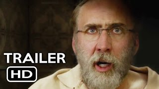 Nonton Army of One Official Trailer #1 (2016) Nicolas Cage, Russell Brand Comedy Movie HD Film Subtitle Indonesia Streaming Movie Download