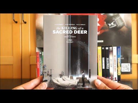 THE KILLING OF A SACRED DEER (DT Blu-ray Mediabook) / Zockis Sammelsurium Nr. 1342