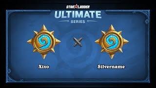 Xixo vs SilverName, game 1